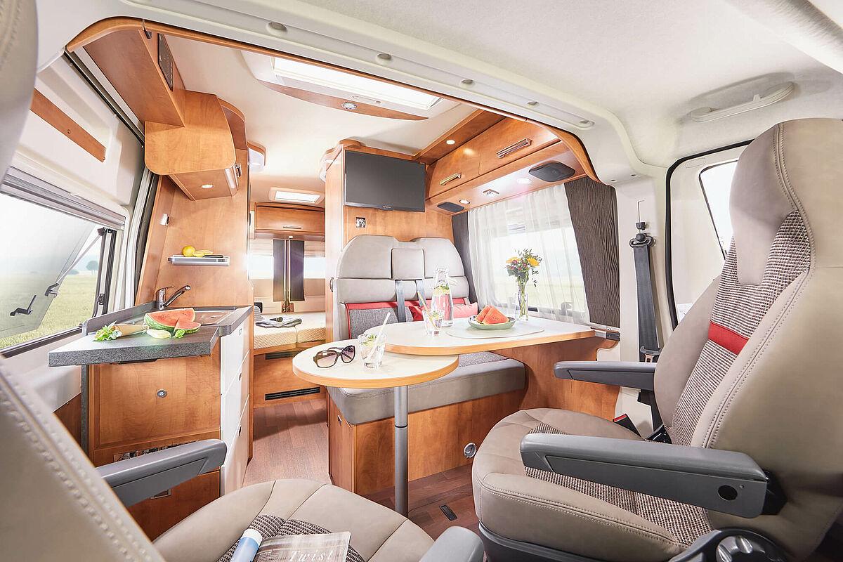 Interieur | Malibu Wohnmobile & Vans
